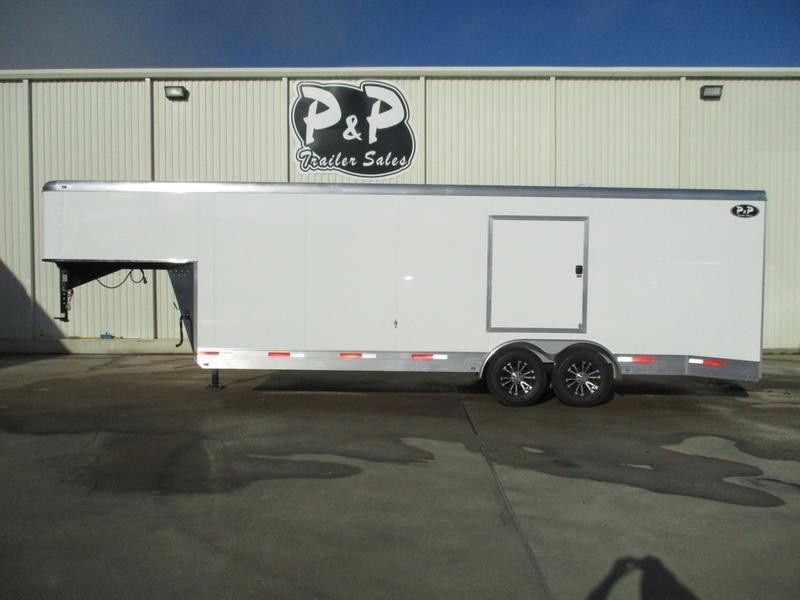 2019 P & P 24' Car Hauler