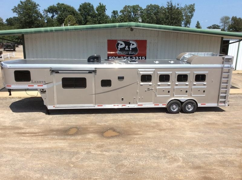2019 Lakota Trailers 4H 15' LQ