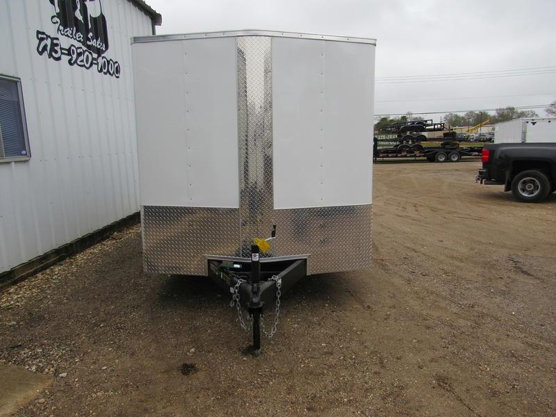 2019 Carry-On Trailer 7X14' CGRBN