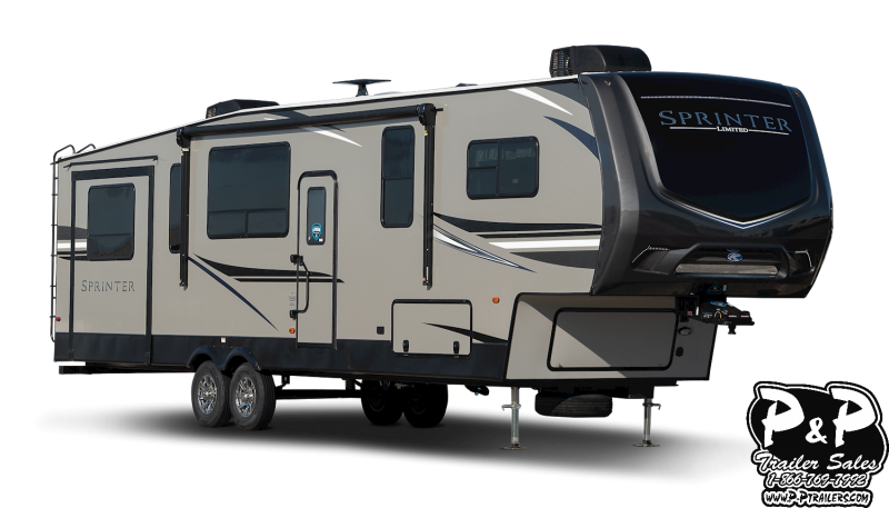 2020 Keystone Sprinter Limited 3571FWLFT 39.50' Fifth Wheel Campers