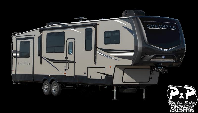 2020 Keystone Sprinter Limited 3571FWLFT 39.50 ft Fifth Wheel Campers RV in Ashburn, VA