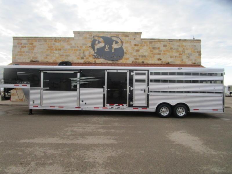 2019 Lakota Trailers stock combo w/ 11ft Short wall & Slide out! in Ashburn, VA