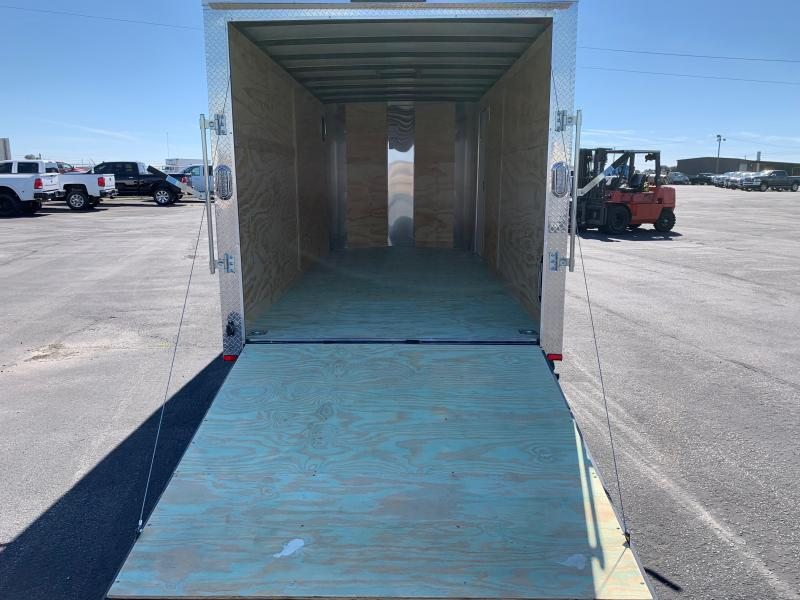 """2019 Arising 7X16VTRB Enclosed Cargo Trailer 6"""" Additional Height"""