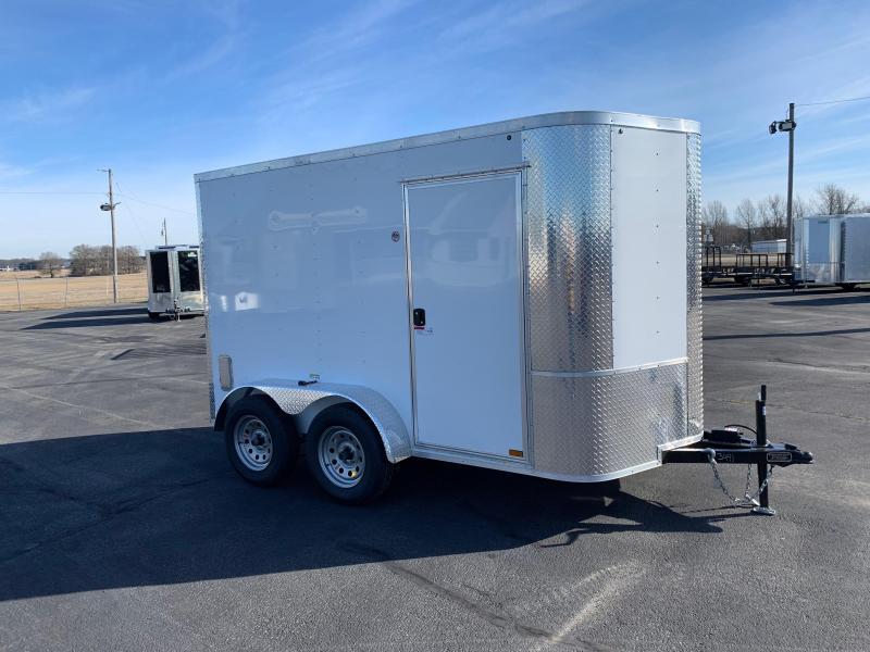 2019 Arising 6X10VTRW Enclosed Cargo Trailer