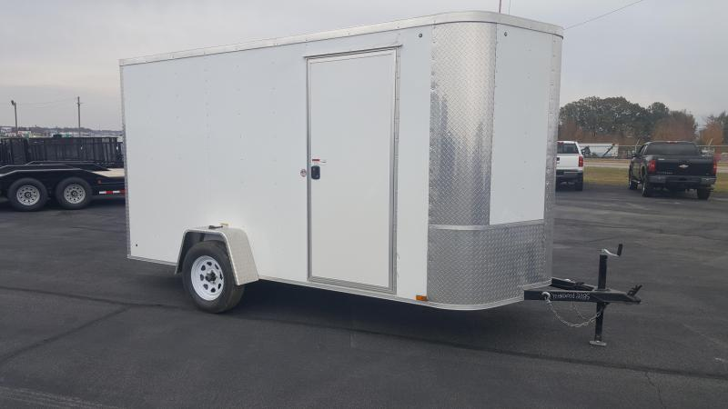 2019 Arising 6X10VSRW Enclosed Cargo Trailer 6