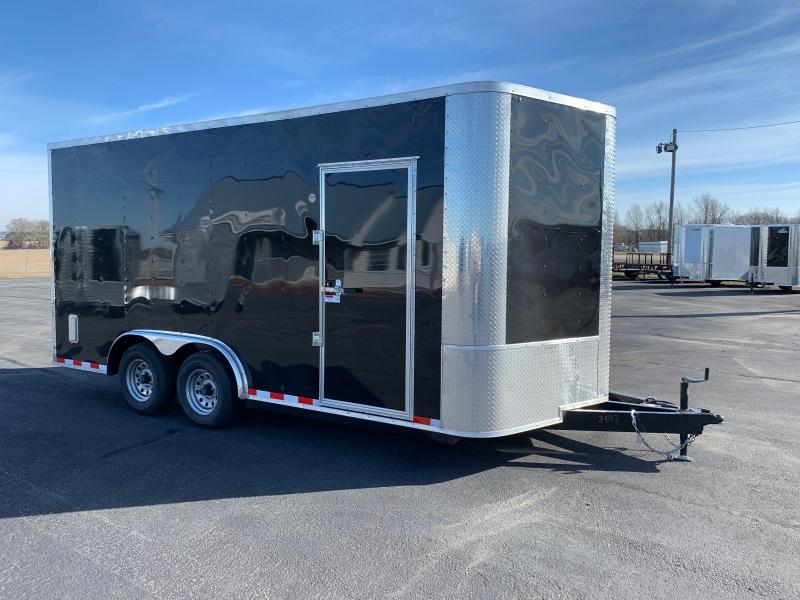 2019 Arising 8.5 X 16VTRB Enclosed Cargo Trailer 12