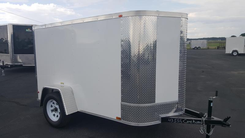2017 Arising 5X8VSRW Cargo / Enclosed Trailer