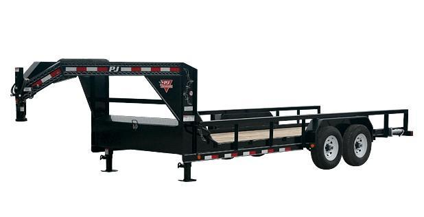 2020 PJ Trailers P8 Equipment Trailer