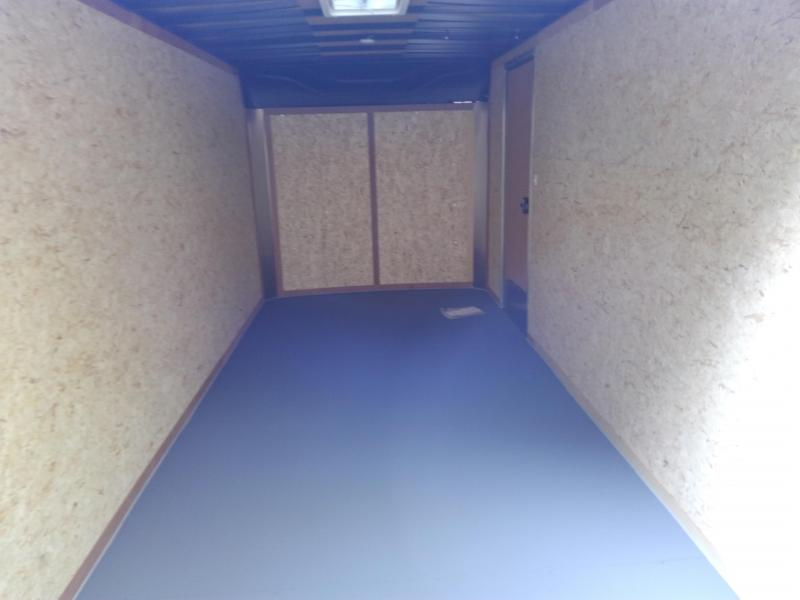2020 Pace American Pxt Extreme Flat Top  Cargo / Enclosed Trailer 7 x 14