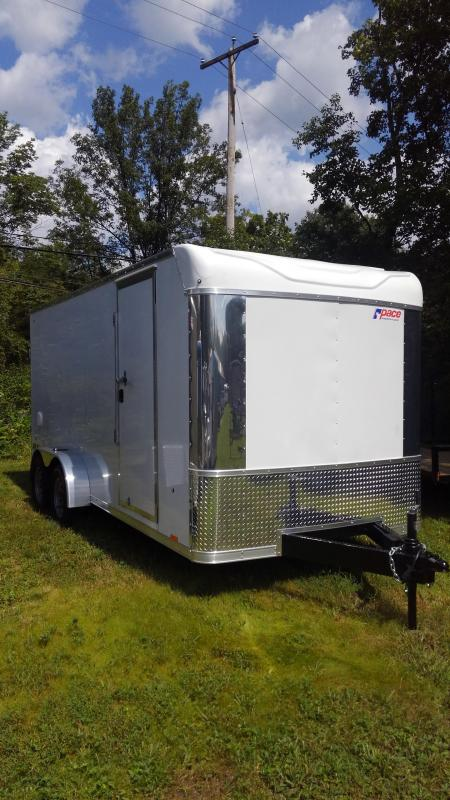 2020 Pace American Pxt Extreme Flat Top  Cargo / Enclosed Trailer