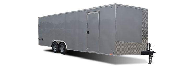 2020 Pace American Journey Se Cargo 10000 Gvw Cargo / Enclosed Trailer