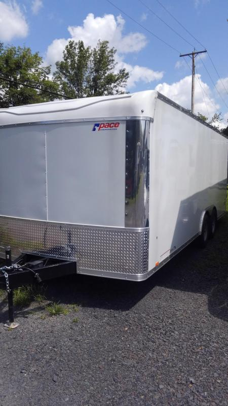 2020 Pace American Pxt Extreme Flat Top  Cargo / Enclosed Trailer 8.5 x 20