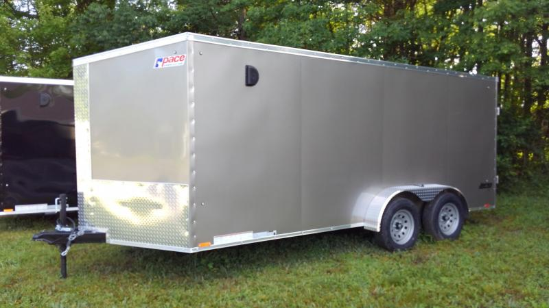 Pace American Journey Se Enclosed Cargo 7 x 16