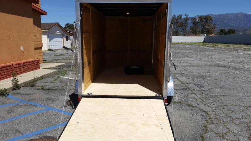 2018 Cargo Express 6 X 12 EX Cargo / Enclosed Trailer