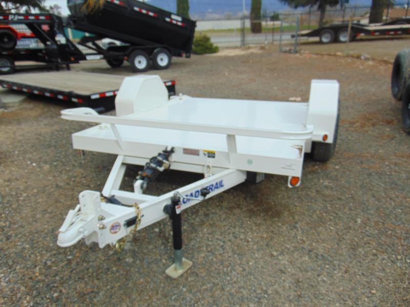 2019 Load Trail 77X10 Tilt Bed Equipment Trailer