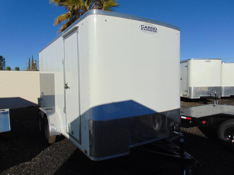 2019 Cargo Express EX7X14TA2 Enclosed Cargo Trailer