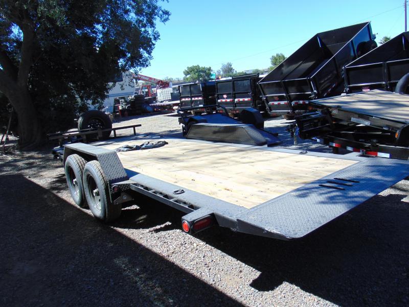 2019 Load Trail 18 Tilt Bed Equipment Trailer
