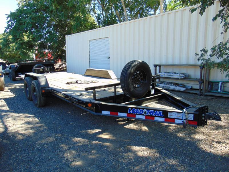 2019 Load Trail 18 Tilt Bed Equipment Trailer