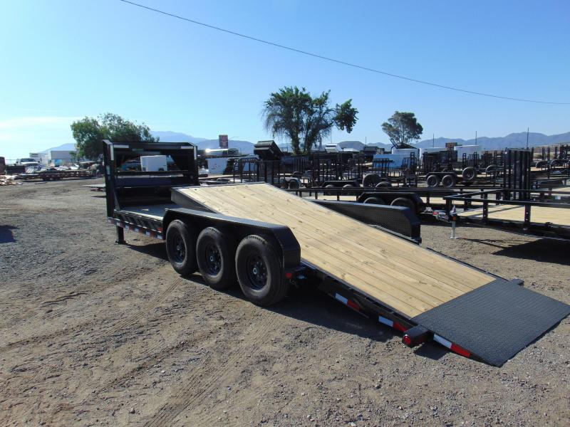2018 PJ Trailers Tilt Bed Equipment Trailer Equipment Trailer