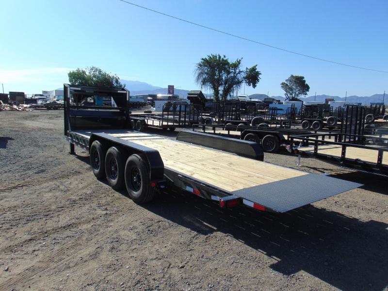2018 PJ Trailers Tilt Bed Equipment Trailer Equipment Trailer