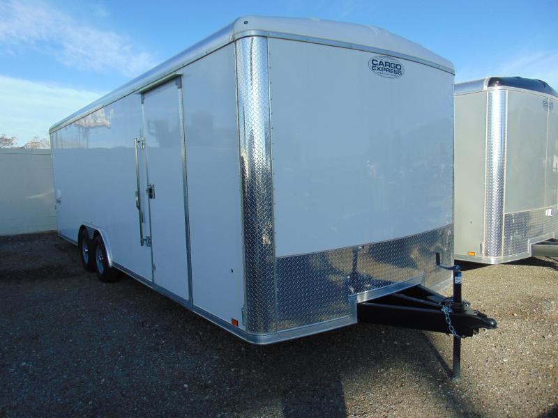 2019 Cargo Express 8.5X24TA3 Enclosed Cargo Trailer