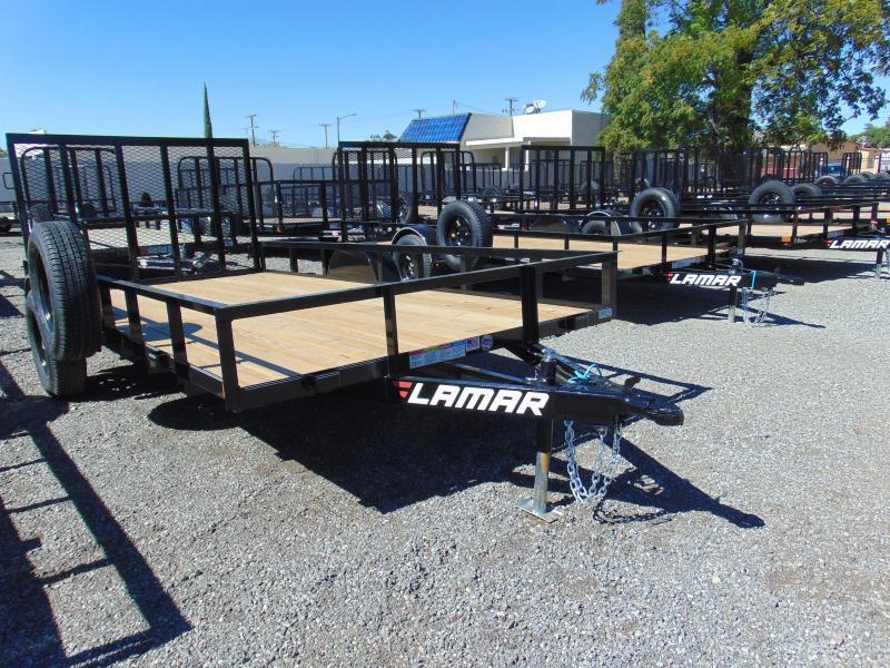 2018 Lamar Trailers 77 X 14 Classic Utility Trailer (UT) Utility Trailer