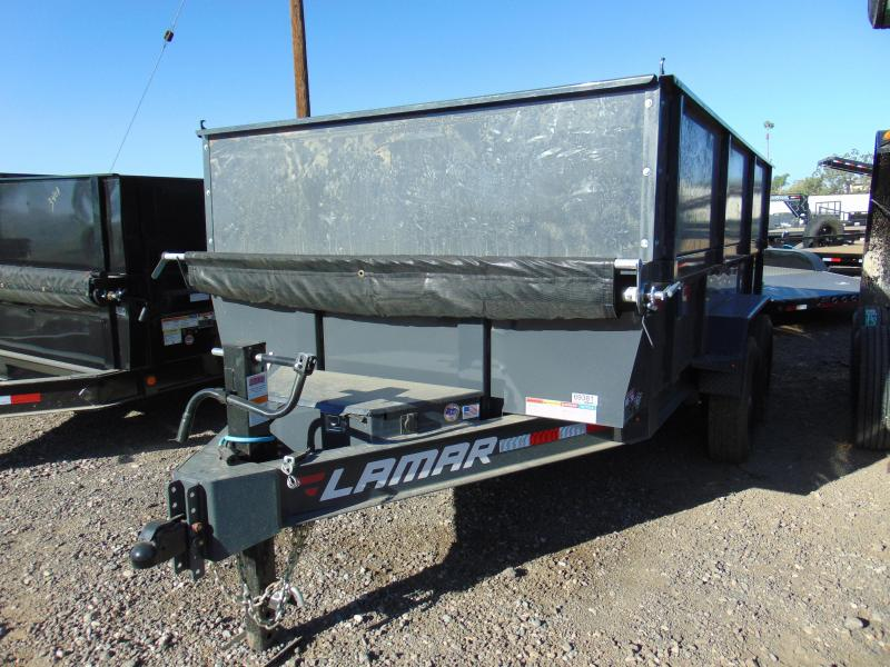 2019 Lamar Trailers LOW PRO DUMP Dump Trailer