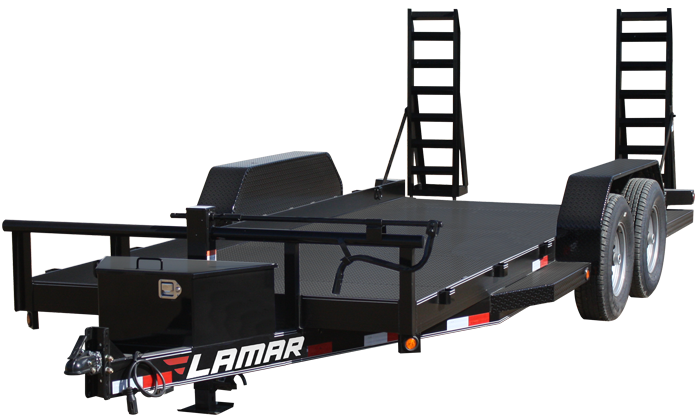 2018 Lamar Trailers Low-Pro Equipment Hauler (LE)