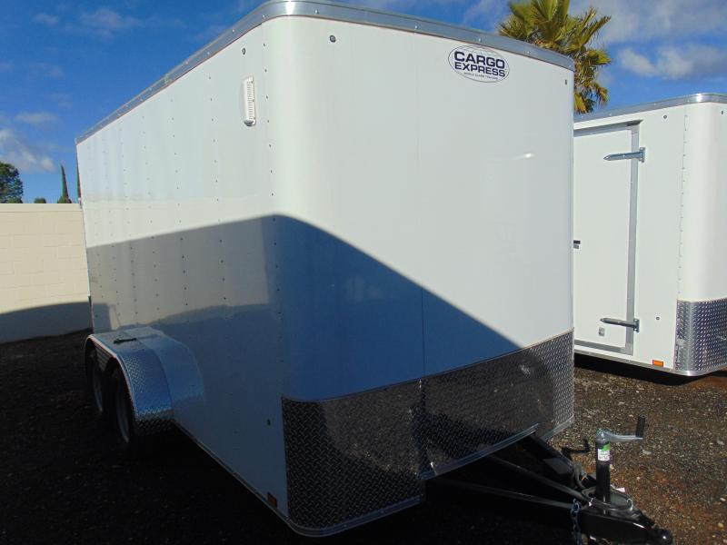 2019 Cargo Express EX7X14TA2 Enclosed Cargo Trailer in Ashburn, VA