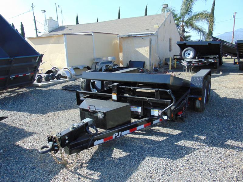 2018 PJ Trailers 6 in. Channel Equipment Tilt (T6) Equipment Trailer