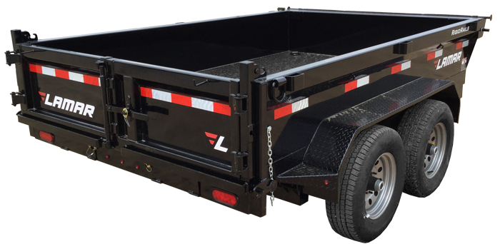 2018 Lamar Trailers Medium Dump Trailer (DM)