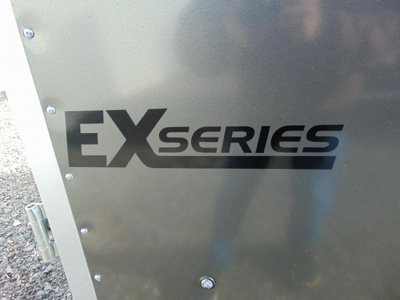 2019 Cargo Express 6X12 Single Axle Enclosed Cargo Trailer