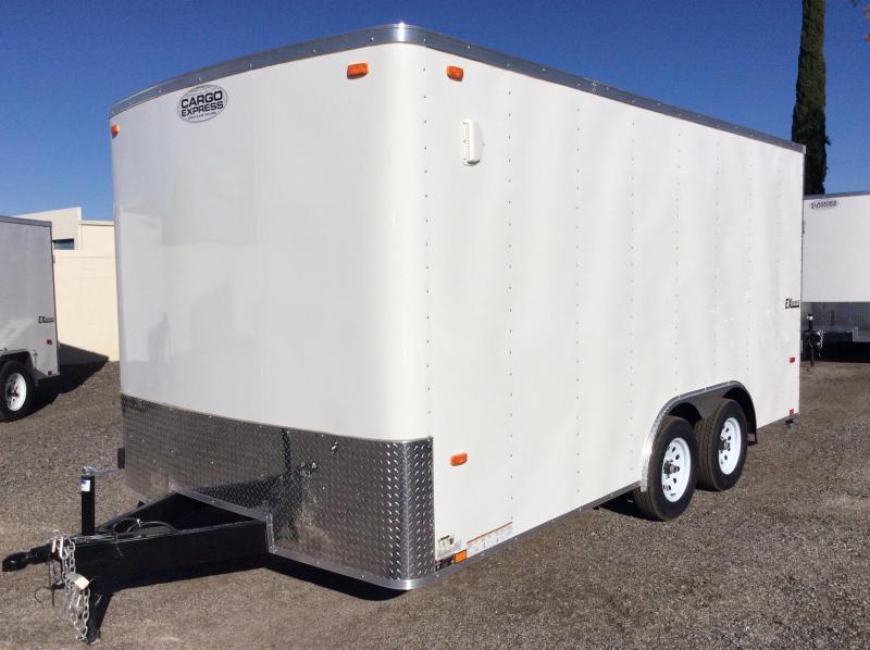 2018 Cargo Express 8.5 X 16 XL Cargo / Enclosed Trailer