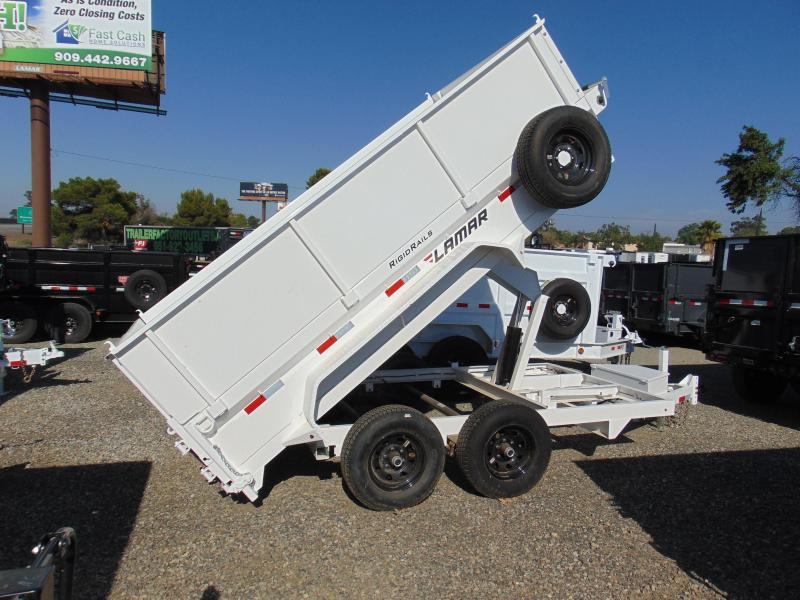 2018 ALL IN STOCK DUMP TRAILERS