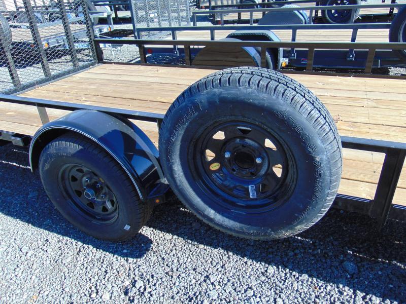 2019 Load Trail 77 X14 Single Axle Utility Trailer