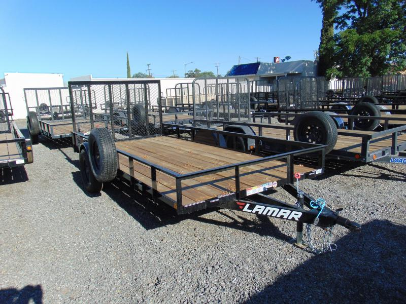 2019 Load Trail 77 X14 Single Axle Utility Trailer