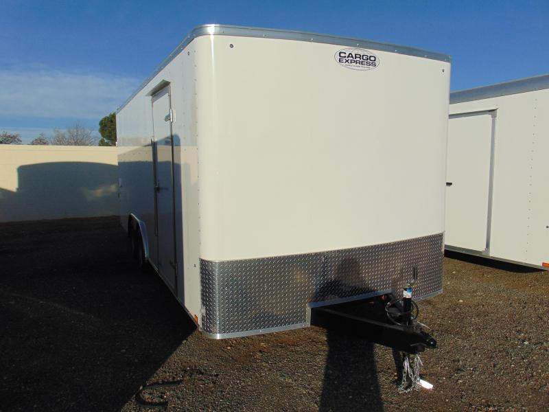 2019 Cargo Express 8.5X20TA2 Enclosed Cargo Trailer