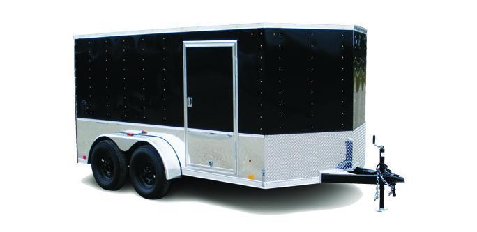 2018 Cargo Express XL Series Motorcycle Trailer