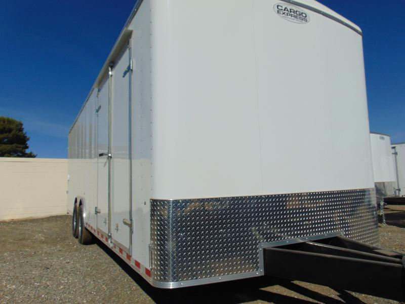 2019 Cargo Express 8.5X26 XL Series Enclosed Cargo Trailer