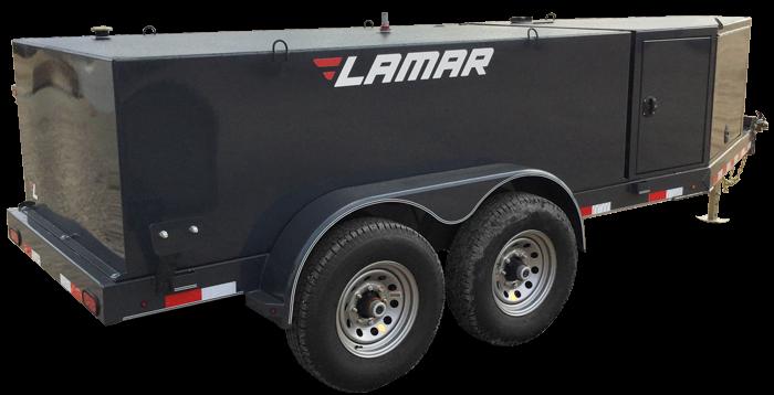 2018 Lamar Trailers Farm Boss 990 Fuel Trailer (K1)