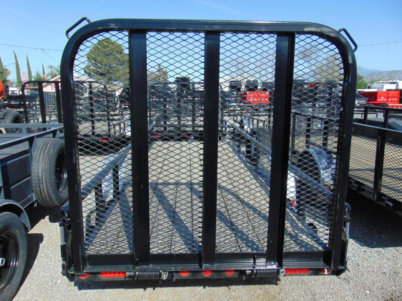 "2018 PJ Trailers 14' x 60"" Channel Utility Trailer"