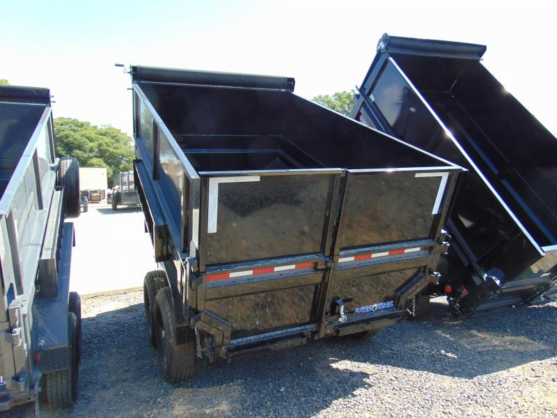 2019 Load Trail 60 X 10 Mini Dump Trailer (DS) Dump Trailer