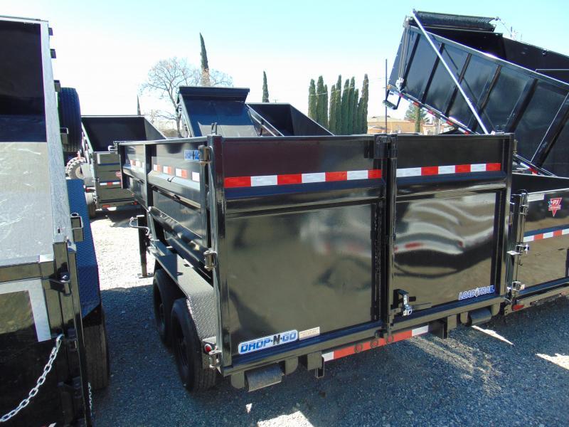 2018 Load Trail Rollster Roll Off Dump (DR) Dump Trailer