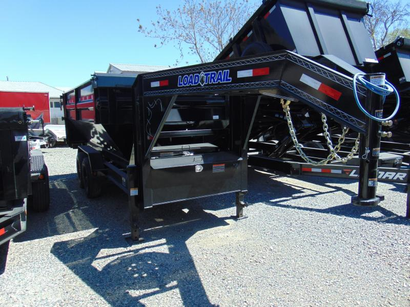 2018 Load Trail Rollster Roll Off Dump (DR) Dump Trailer
