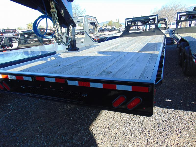 2019 Lamar Trailers 102x24 Equipment Trailer