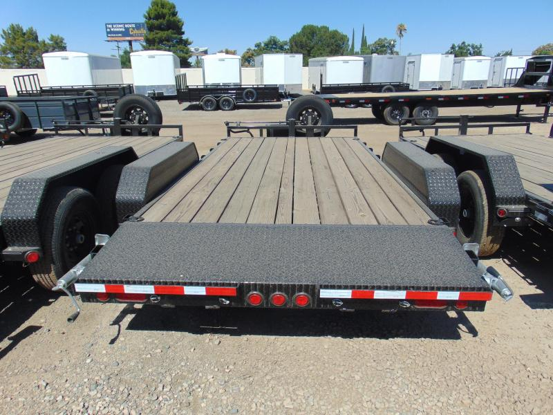 2019 PJ Trailers 83X16 Equipment Trailer