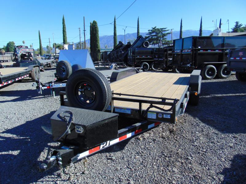 2019 PJ Trailers 83 X 14 Equipment Trailer