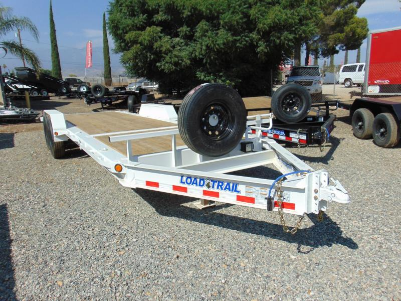2019 Load Trail EQUIPMENT TILT BED Equipment Trailer