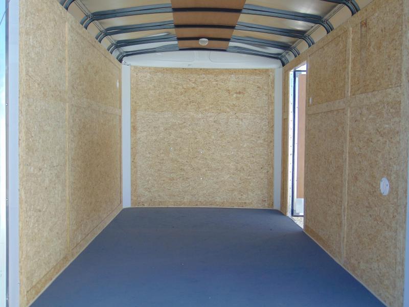 2018 Cargo Express Enclosed Cargo Trailer