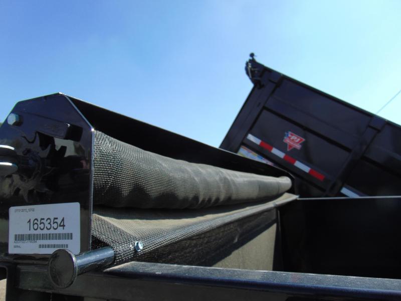 2019 Load Trail 72X12 Heavy Duty Dump Dump Trailer